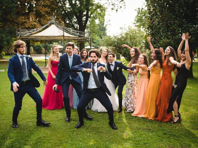 Il matrimonio di Alessandro e Laura a Osio Sotto, Bergamo 40