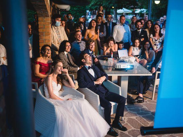Il matrimonio di Alessandro e Laura a Osio Sotto, Bergamo 45