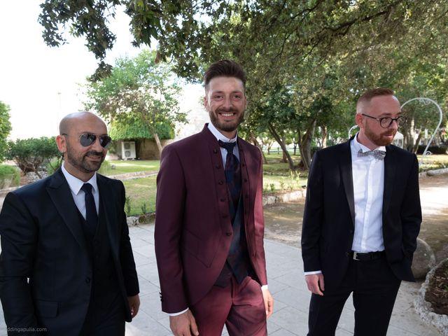 Il matrimonio di Emanuele e Sara a Gallipoli, Lecce 21