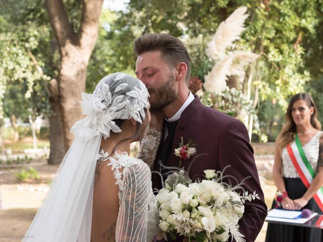 Il matrimonio di Emanuele e Sara a Gallipoli, Lecce 24