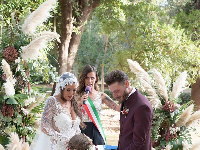 Il matrimonio di Emanuele e Sara a Gallipoli, Lecce 28