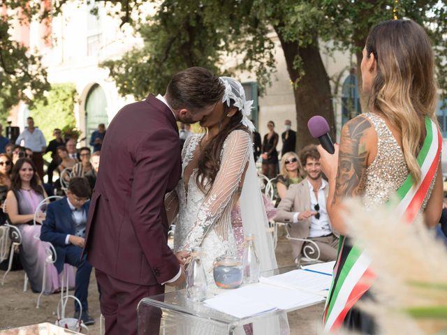 Il matrimonio di Emanuele e Sara a Gallipoli, Lecce 31