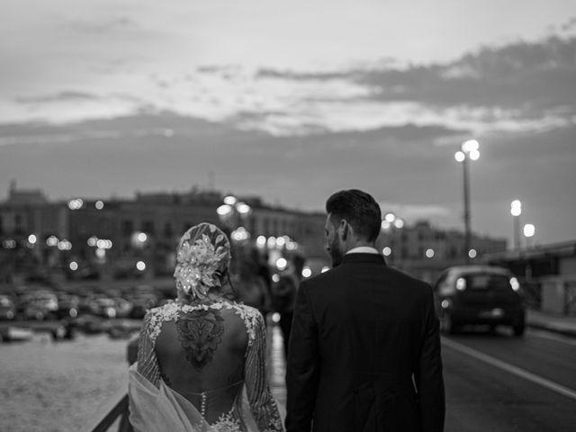 Il matrimonio di Emanuele e Sara a Gallipoli, Lecce 35