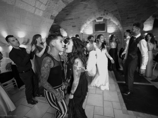Il matrimonio di Emanuele e Sara a Gallipoli, Lecce 53