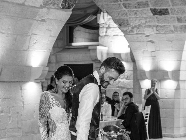 Il matrimonio di Emanuele e Sara a Gallipoli, Lecce 54