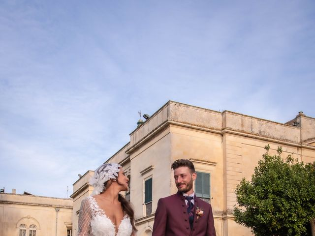 Il matrimonio di Emanuele e Sara a Gallipoli, Lecce 62