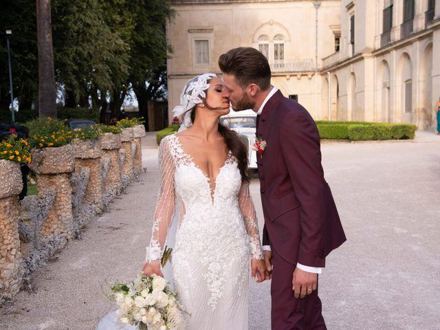 Il matrimonio di Emanuele e Sara a Gallipoli, Lecce 63