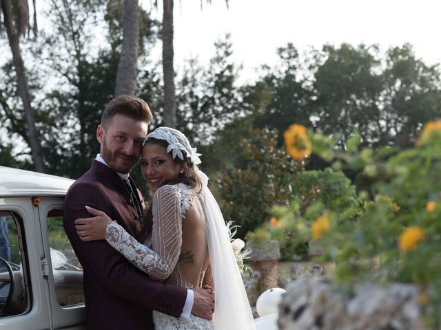 Il matrimonio di Emanuele e Sara a Gallipoli, Lecce 67