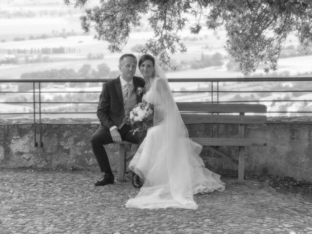Le nozze di Milena e Cristiano