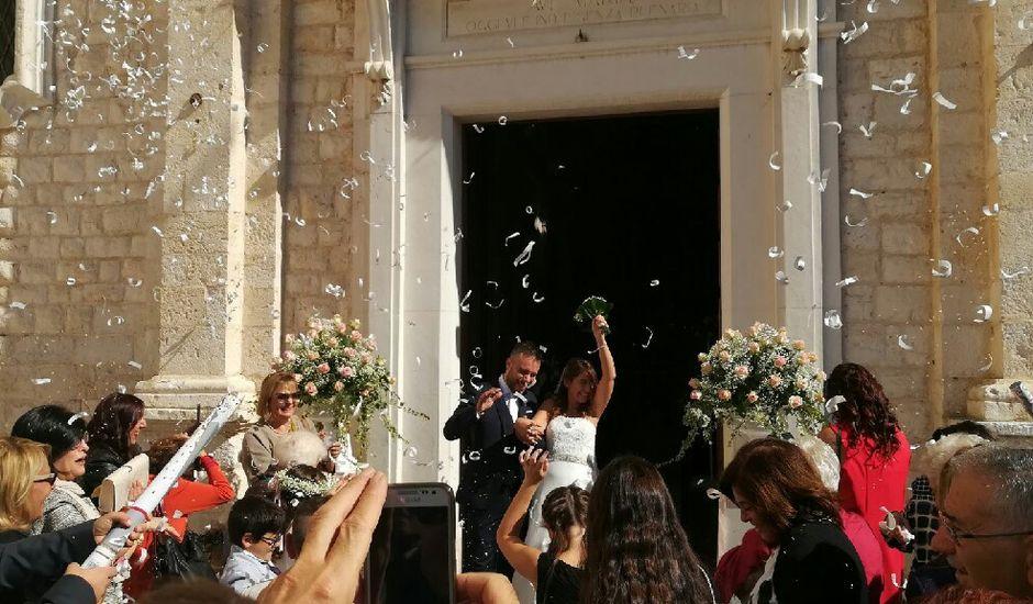 Il matrimonio di Giuseppe e Ezia a Trani, Bari