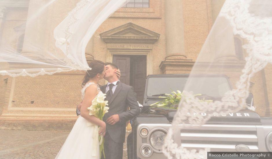 Il matrimonio di Claudio e Silvia a Offanengo, Cremona