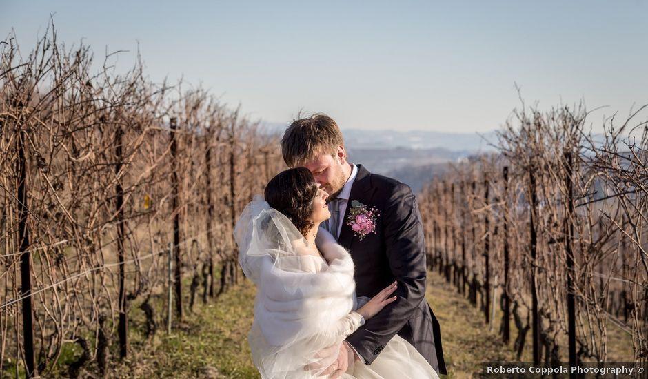 Il matrimonio di Simone e Cristina a Barolo, Cuneo
