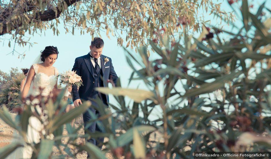 Il matrimonio di Mark e Daniela a Racalmuto, Agrigento