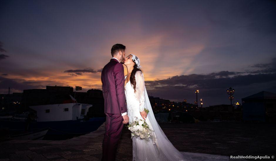 Il matrimonio di Emanuele e Sara a Gallipoli, Lecce