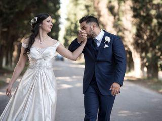 Le nozze di Barbara e Stefano