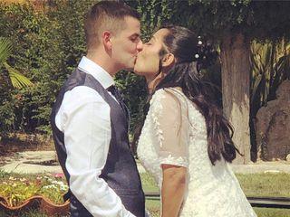 Le nozze di Anita e Tiziano 1