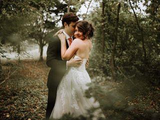 Le nozze di Elena e Lucas 1