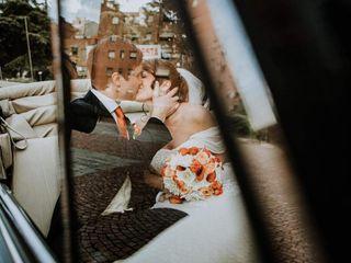 Le nozze di Elena e Lucas