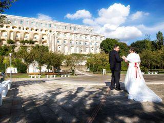 Le nozze di Laura e Raffaele