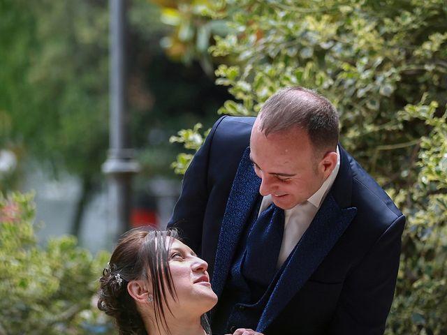 Il matrimonio di Diego e Francesca a Maddaloni, Caserta 21