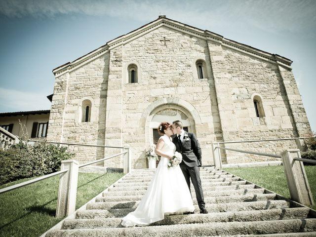 Il matrimonio di Marco e Sara a Merate, Lecco 13