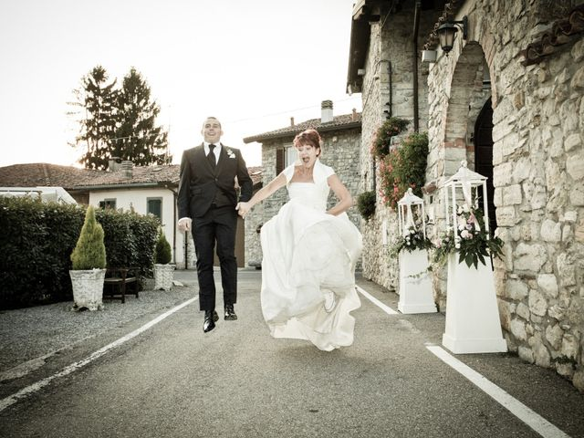 Il matrimonio di Marco e Sara a Merate, Lecco 22