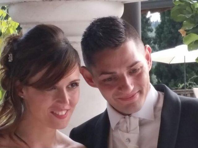 le nozze di Mattia e Valentina