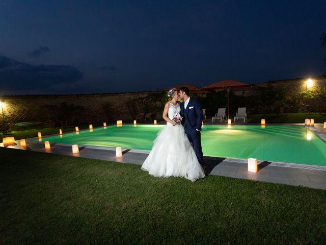 Le nozze di Vincenzo e Giovanna