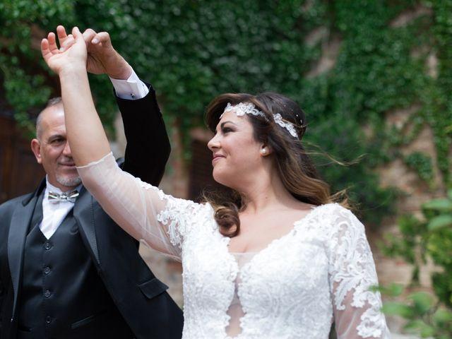 Le nozze di Simona e Mauro