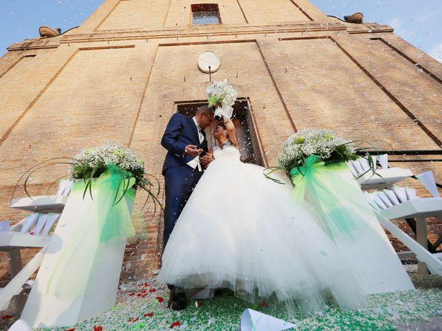 Il matrimonio di Giacomo e Ramona a Modena, Modena 11