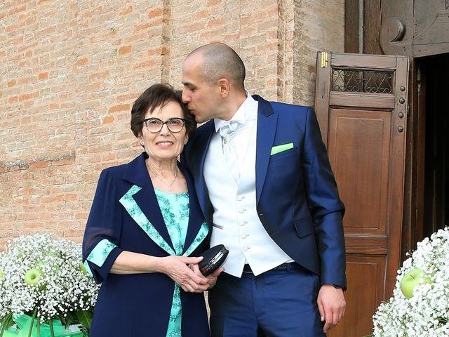 Il matrimonio di Giacomo e Ramona a Modena, Modena 17