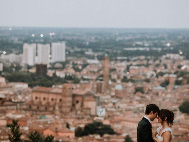 Il matrimonio di Lucas e Elena a Bologna, Bologna 2