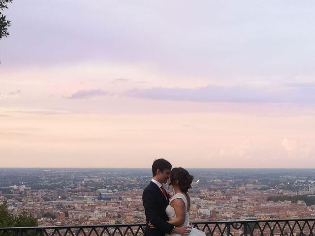 Il matrimonio di Lucas e Elena a Bologna, Bologna 7