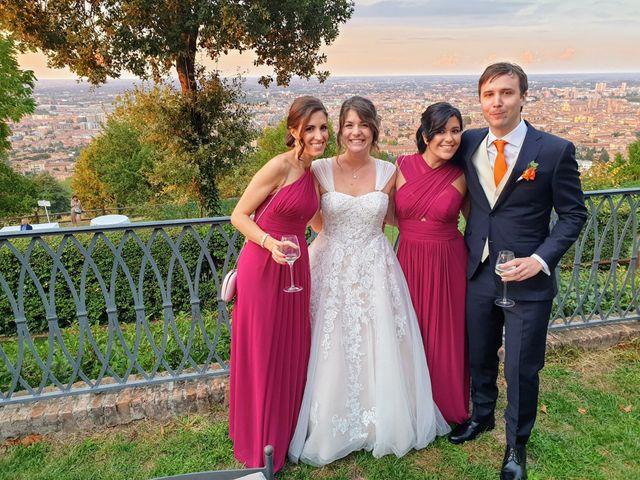 Il matrimonio di Lucas e Elena a Bologna, Bologna 14
