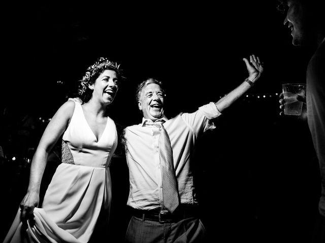 Le nozze di Roisin e Andrew