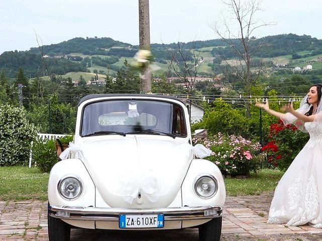 Il matrimonio di Andrea e Caterina a Macerata, Macerata 17