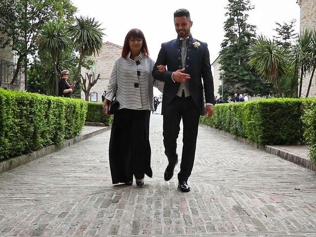 Il matrimonio di Andrea e Caterina a Macerata, Macerata 18