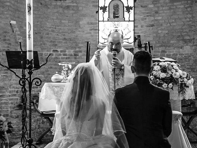 Il matrimonio di Andrea e Caterina a Macerata, Macerata 24
