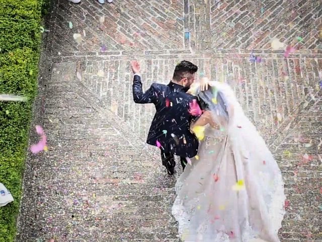 Il matrimonio di Andrea e Caterina a Macerata, Macerata 28