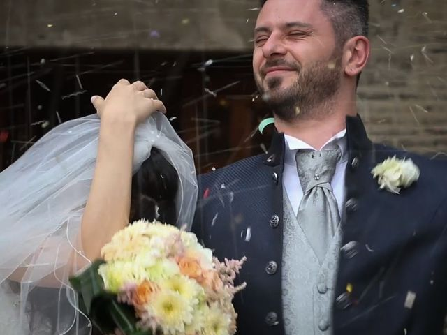 Il matrimonio di Andrea e Caterina a Macerata, Macerata 29