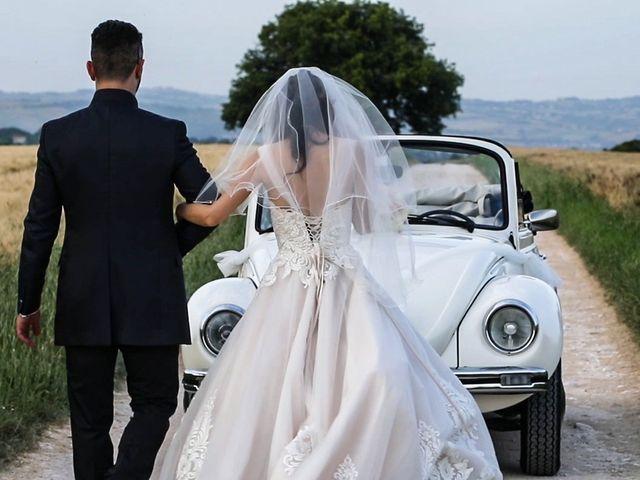 Il matrimonio di Andrea e Caterina a Macerata, Macerata 33