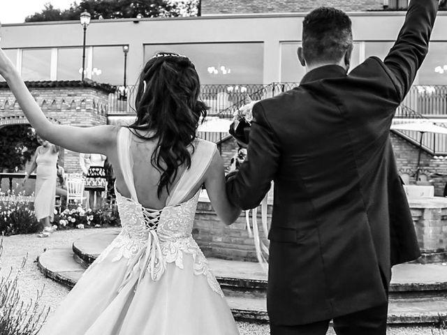 Il matrimonio di Andrea e Caterina a Macerata, Macerata 37