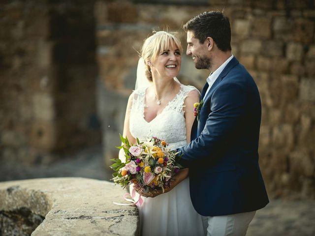 Le nozze di Rachel e Brian