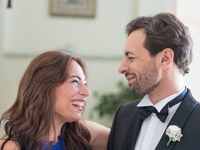 Il matrimonio di Federica e Salvatore a Grottaminarda, Avellino 18
