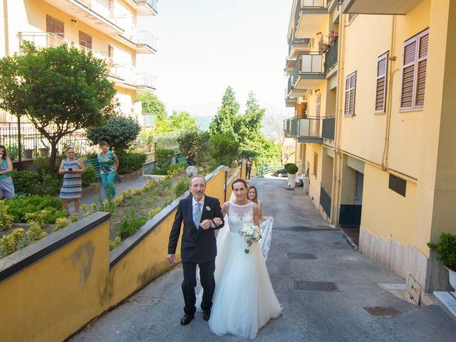 Il matrimonio di Federica e Salvatore a Grottaminarda, Avellino 22