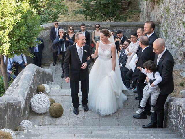 Il matrimonio di Federica e Salvatore a Grottaminarda, Avellino 24