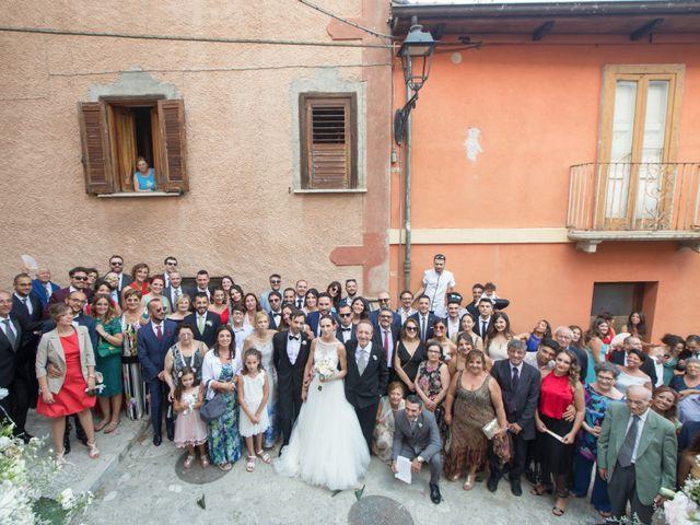 Il matrimonio di Federica e Salvatore a Grottaminarda, Avellino 32