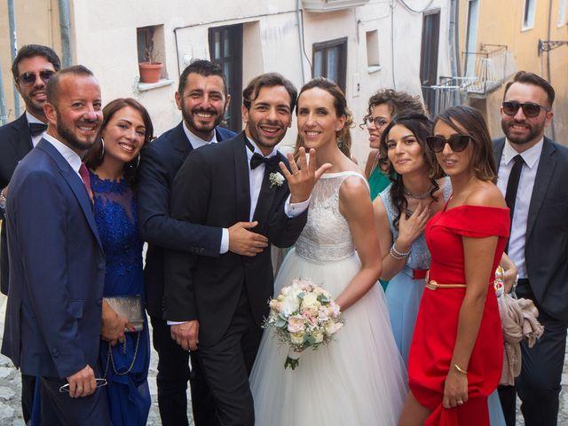 Il matrimonio di Federica e Salvatore a Grottaminarda, Avellino 37