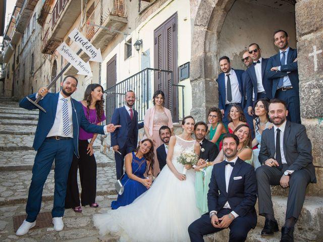Il matrimonio di Federica e Salvatore a Grottaminarda, Avellino 38