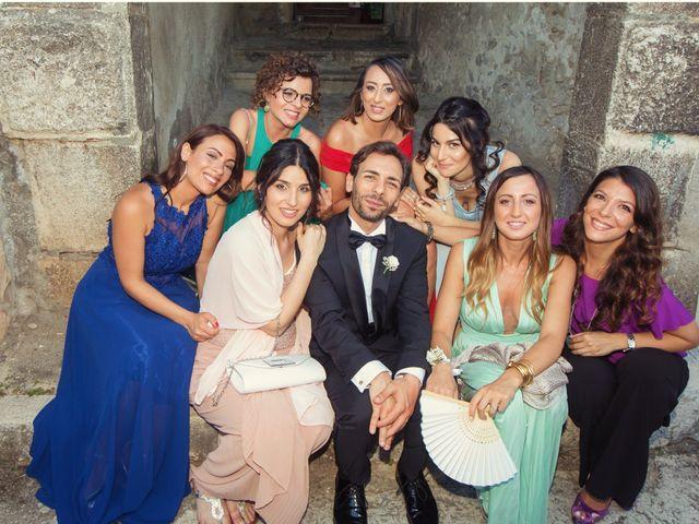 Il matrimonio di Federica e Salvatore a Grottaminarda, Avellino 40